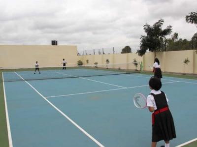 Tennis at Silver Oaks