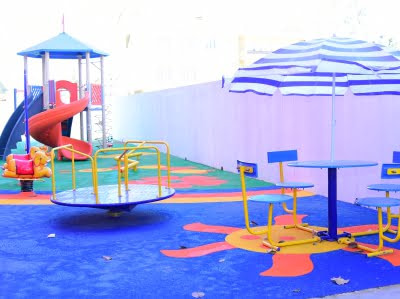 Play Ground at Silver Oaks