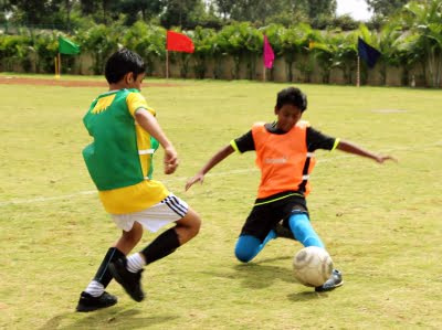 Silver Oaks International School Sarjapur Rd bangalore Sports Football