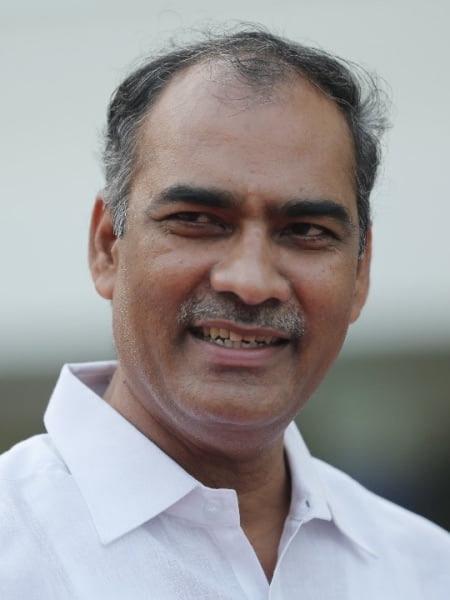 Dr. P Sreenivasa Rao